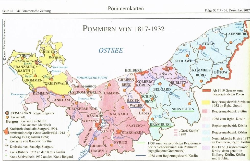 Pommernkarten