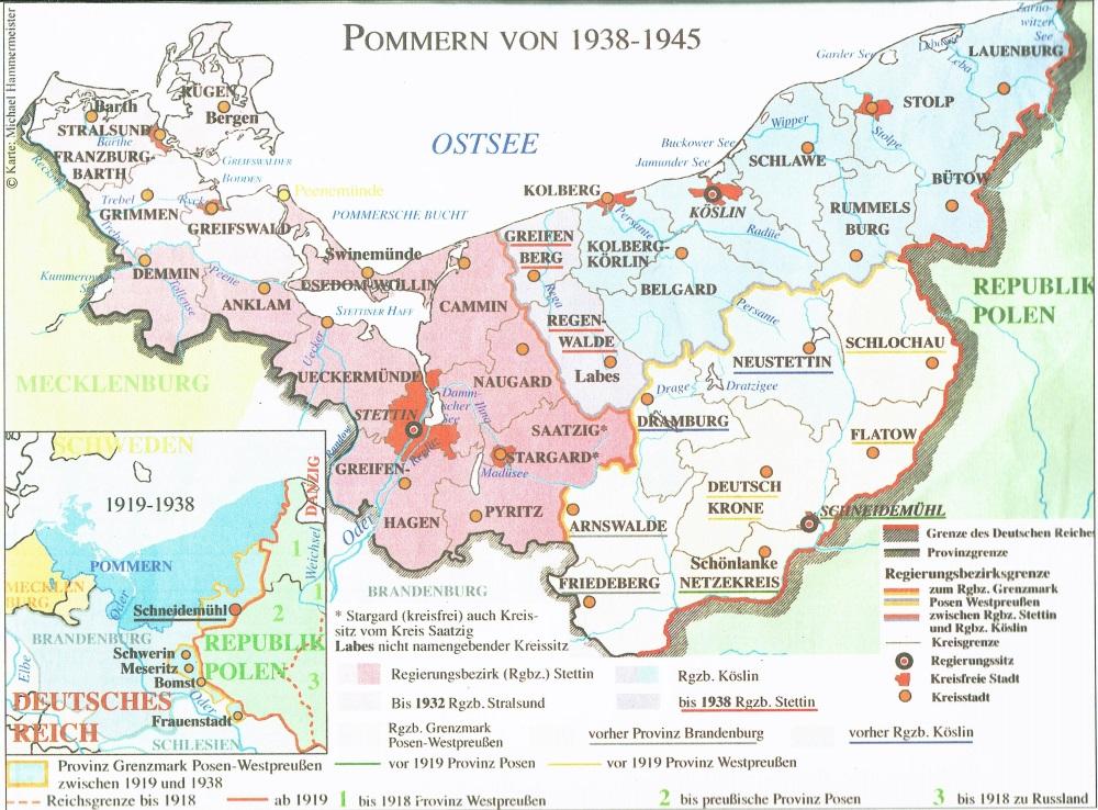 Schneidemühl Pommern